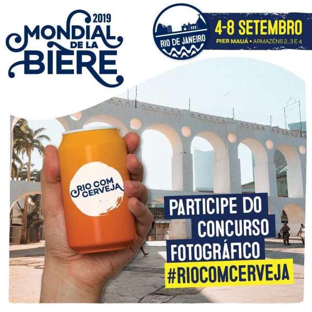 Mondial de la Bière Rio (Imagem: Divulgação)