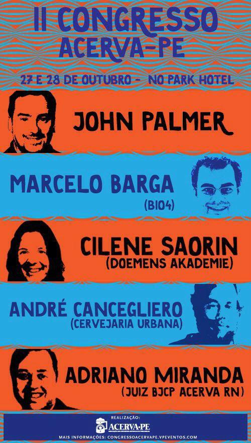 II Congresso ACervA Pernambuco - Foto: Divulgação