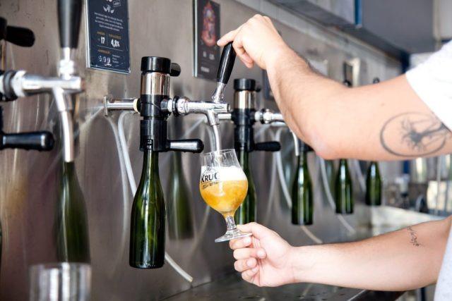 Cervejaria Krug Bier (Imagem: Midiaria/Divulgação)