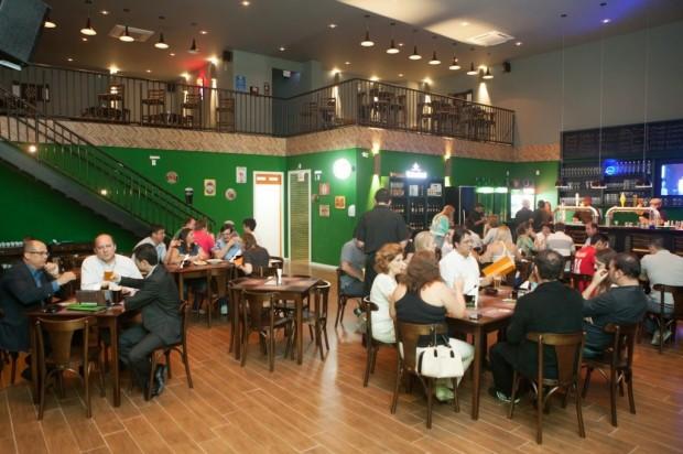 The Liffey Brew Pub, o primeiro Brewpub catarinense (Foto: Divulgação)