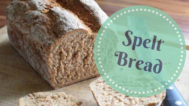 Receita de pão com cerveja - #2 Spelt and Barley Pineapple Soda Bread