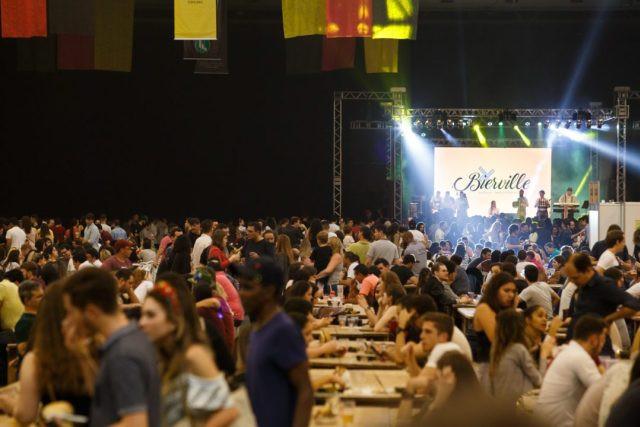 Bierville – Festa da Cerveja de Joinville (Imagem: Divulgação)