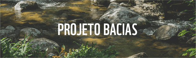 Projeto Bacias da AmBev (Imagem: Reprodução)