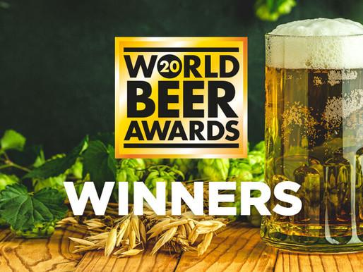 Conheça os vencedores do World Beer Awards 2020
