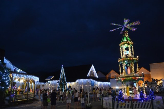 Adventsmarkt em Pomerode - Foto: Divulgação