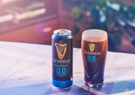 """Diageo apresenta """"Guinness 0.0"""", a Guinness com tudo, exceto álcool"""
