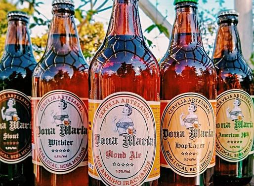 Cervejaria Dona Maria entra para a lista do turismo rural da Emater-DF