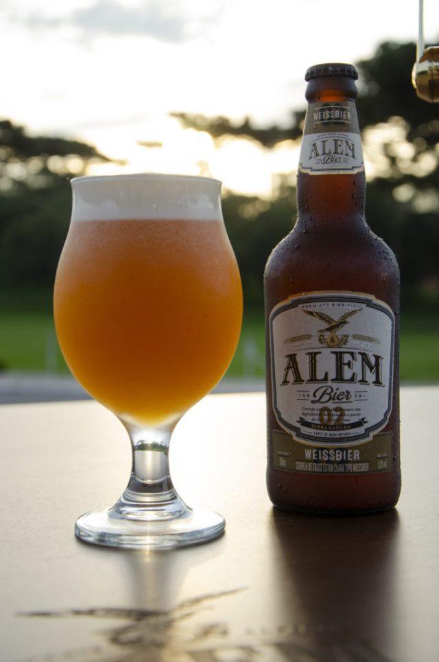 Rótulos da Alem Bier serão apresentados no 1º Beer Day em Flores da Cunha (RS) (Imagem: Divulgação)