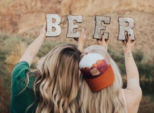 Cerveja é mais benéfica que o leite para os ossos das mulheres