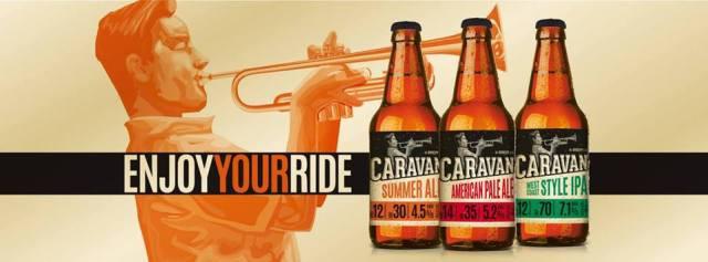 Caravan Beer