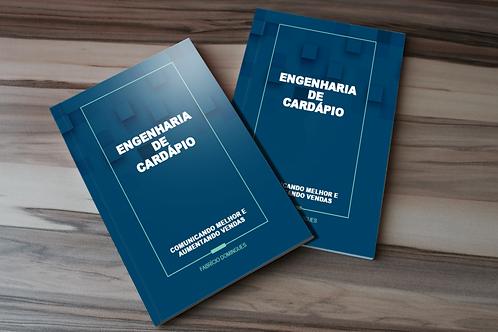 eBook Engenharia de Cardápio - Básico