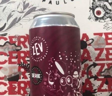Zev lança segundo rótulo da série Z, uma Barley Wine