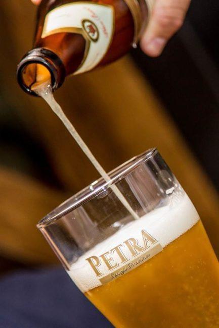 Cerveja Petra no Blumenau International Beer Festival (Imagem: Divulgação)