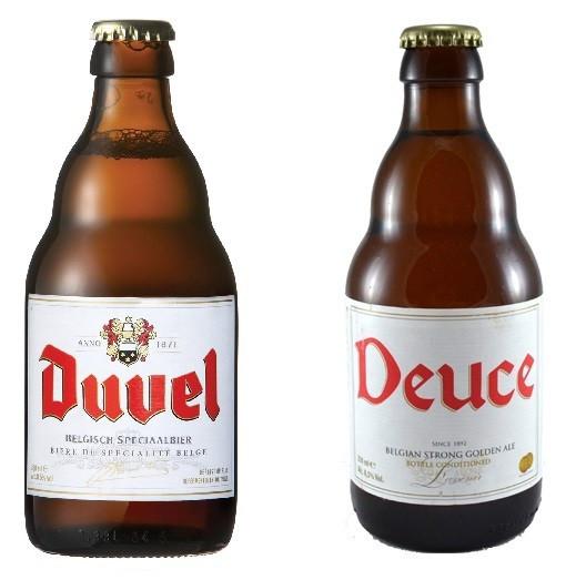 Duvel x Deuce / Reprodução