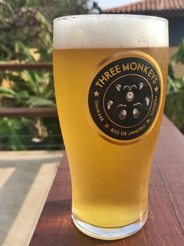 Three Monkeys Beer está de volta ao Mondial de La Bière RJ (Imagem: Divulgação)