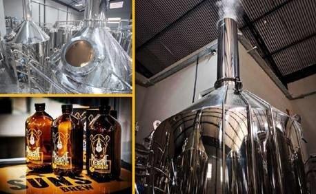 Cervejaria Sunset Brew projeta faturamento de R$10 milhões impulsionado por crowfunding (Imagem: Divulgação)