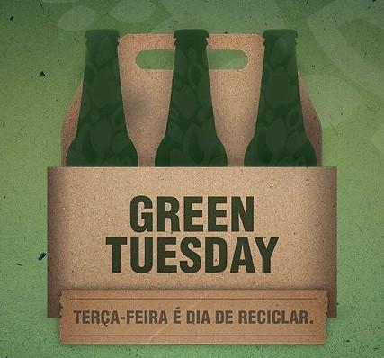 Green Tuesdey - Campanha ambiental da Heineken