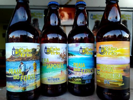 Lançamento da Cervejaria Cabo Frio