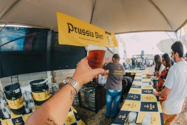 Prussia Bier é apoiadora oficial da 1ª edição do Festival Gastronômico de São Gonçalo do Rio Abaixo (Imagem: HJR Foto)