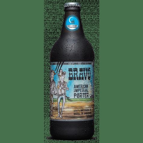 Cerveja Backer Bravo (Imagem: Divulgação)