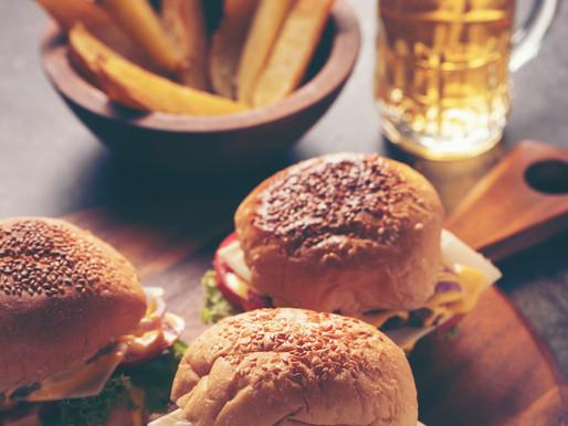 Harmonizando hambúrguer e cerveja