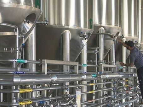 Cervejaria Berggren será utilizada para cursos em parceria com a Bräu Akademie