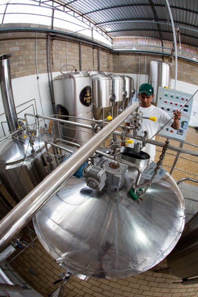 Cervejaria Prussia Bier (Imagem: Victor Schwaner)