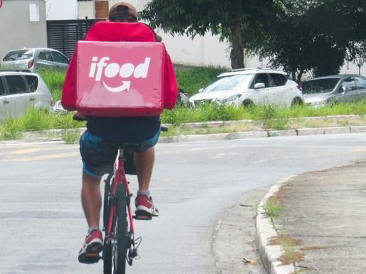 Prefeitura e empresas de delivery fazem parceria para conscientizar os entregadores