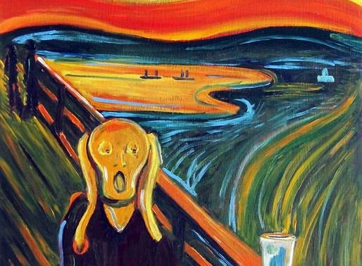 Conheça as obras do artista que adicionou cerveja em várias obras famosas