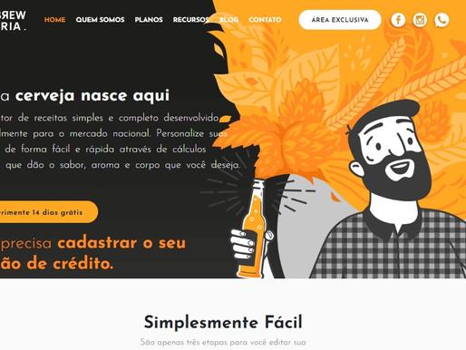 Breweria: Software brasileiro para cervejeiros caseiros