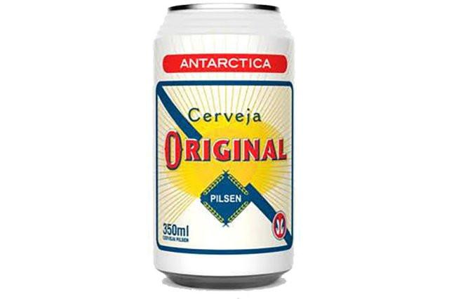 Cerveja Original ganha versão em lata (Imagem: Divulgação)