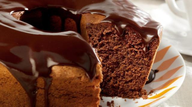 Bolo de Chocolate com Cerveja (Imagem: Divulgação)