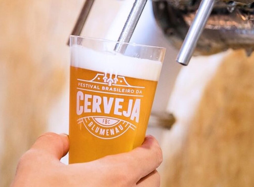 Festival Brasileiro da Cerveja 2021 inicia vendas de estandes para cervejarias