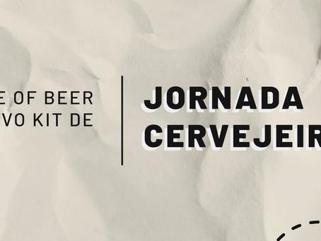 Jornada Cervejeira: cursos por R$5 do Science of Beer