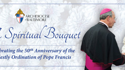 A Spiritual Bouquet for our Holy Father