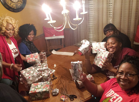 Wrapping Party 2018