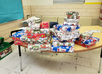 Christmas Toy Donation