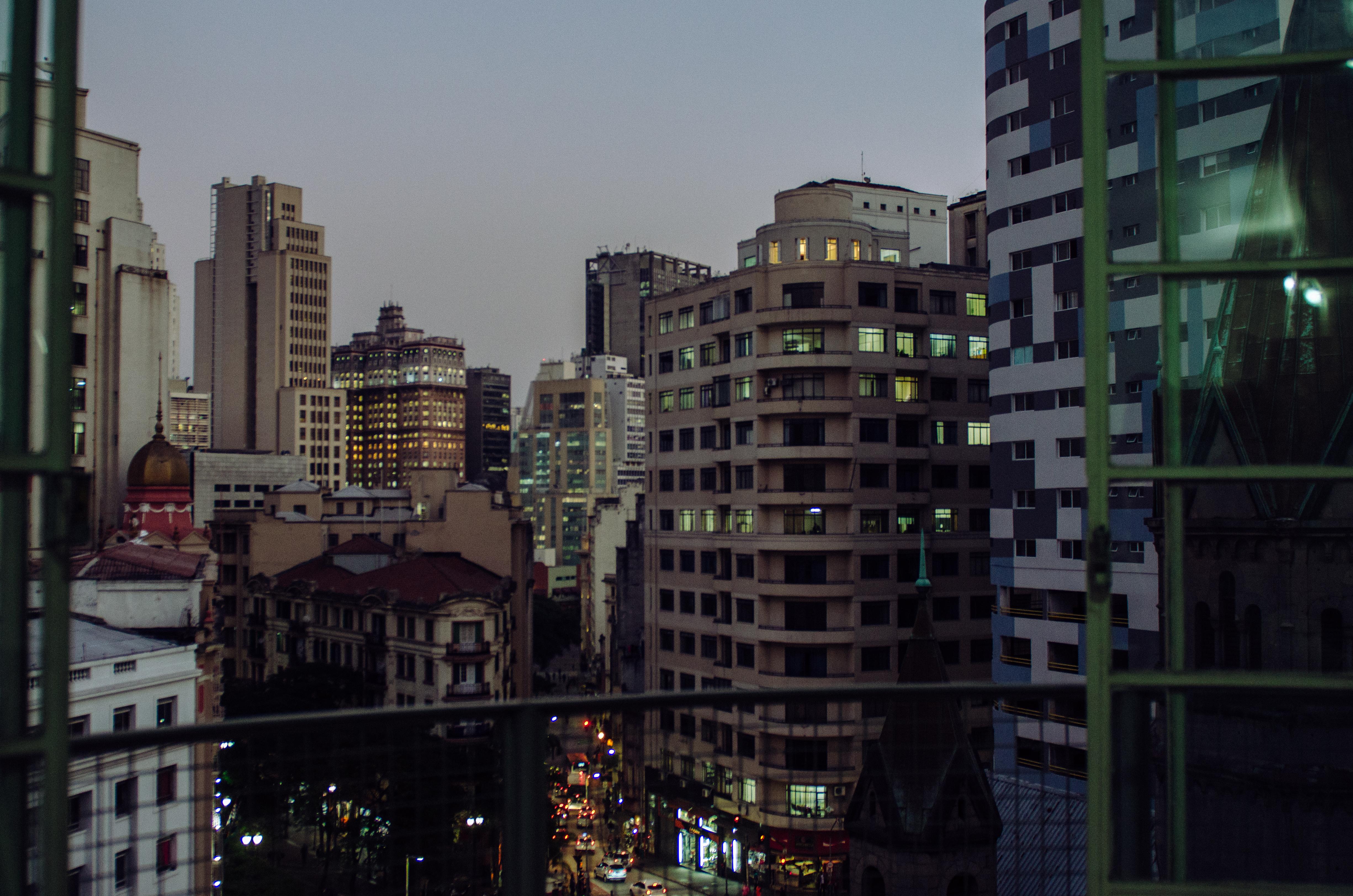Centro de São Paulo. 2017.