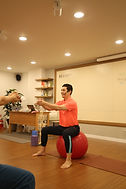 pilates in seoul Joseph Kim