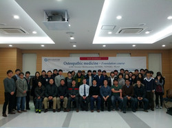 1st Osteopathic Conference 2012