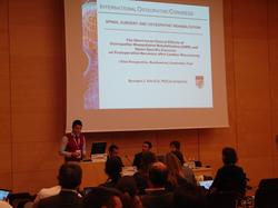 International Congress Presentation