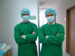Surgery + Conservative