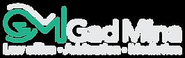 גד מינא - לוגו אנגלית לרקע כהה.png