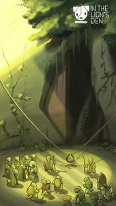 The Gathering Concept Art