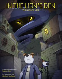 The Wolf's Veil ALT Cover