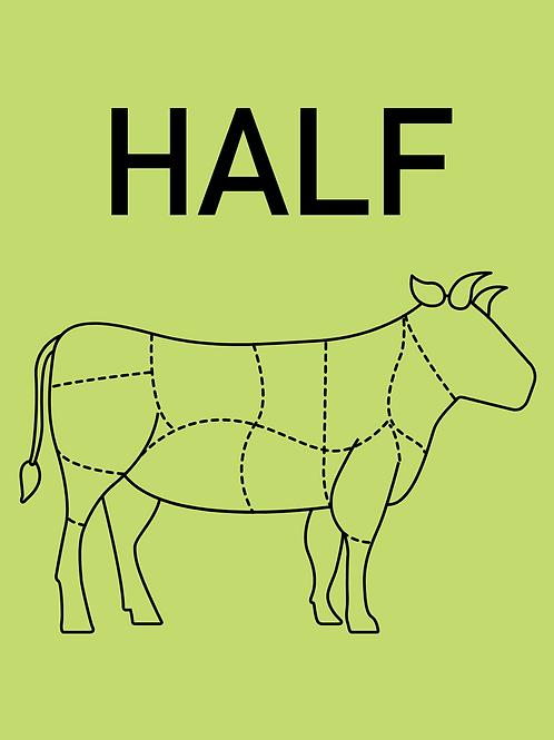 Half Beef Deposit