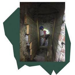 Caves Conservation Underway
