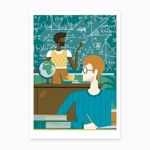 Classroom Print