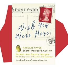 Secret Postcard Auction Announced!