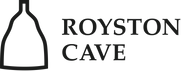 Royston Cave Logo with Text Black 2.png